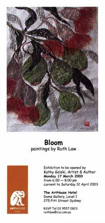 2003 Bloom